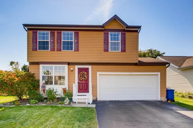 5083 Crockett Drive, Hilliard, OH 43026 (MLS #221038555) :: MORE Ohio