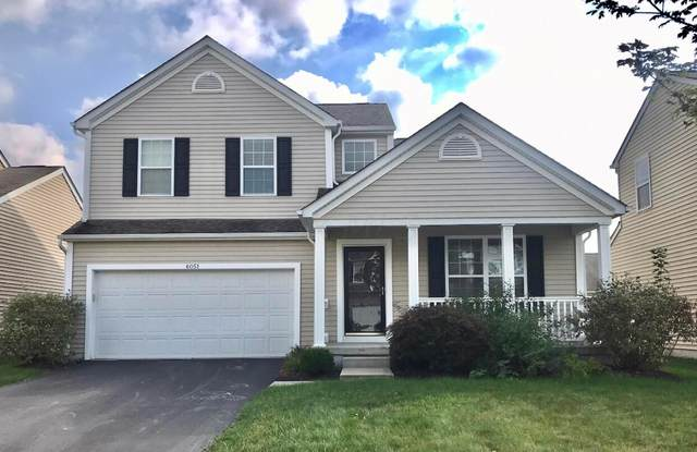 6051 Highlander Drive, Westerville, OH 43081 (MLS #221038557) :: Simply Better Realty