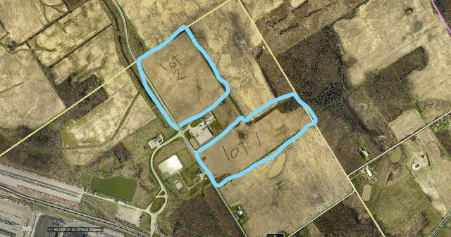 0 Johnson Road Lot 2, Marysville, OH 43040 (MLS #221038579) :: Signature Real Estate