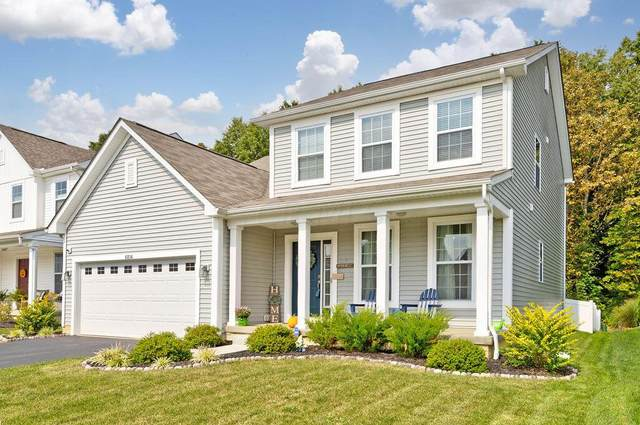 6814 Brooklyn Heights Road, Westerville, OH 43081 (MLS #221038639) :: Sandy with Perfect Home Ohio