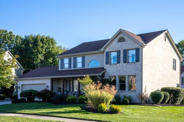 683 Westray Drive, Westerville, OH 43081 (MLS #221038640) :: Millennium Group
