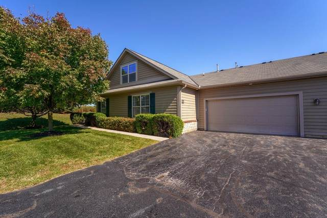 6760 Lakeview Circle, Canal Winchester, OH 43110 (MLS #221038642) :: Millennium Group