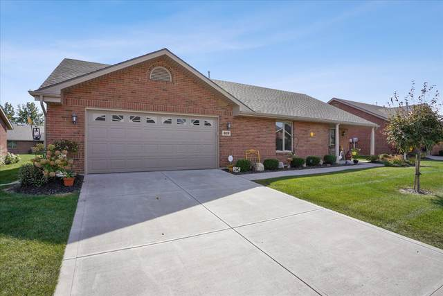 619 Wood Run Drive, Marysville, OH 43040 (MLS #221038650) :: ERA Real Solutions Realty