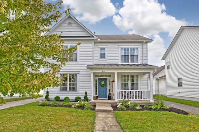 4046 Trade Royal Crossing, Columbus, OH 43230 (MLS #221038691) :: Berkshire Hathaway HomeServices Crager Tobin Real Estate