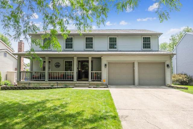 719 Suntree Drive, Westerville, OH 43081 (MLS #221038697) :: Signature Real Estate