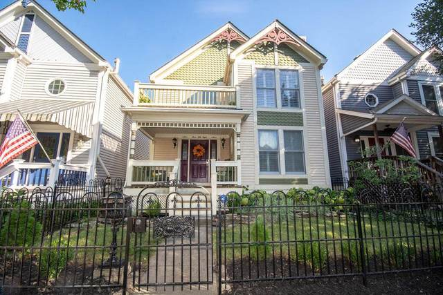 358 W 4th Avenue, Columbus, OH 43201 (MLS #221038704) :: Bella Realty Group