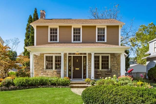 141 N Ardmore Road, Bexley, OH 43209 (MLS #221038709) :: Signature Real Estate