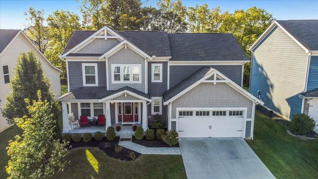 3393 Woodland Drive, Hilliard, OH 43026 (MLS #221038735) :: Sandy with Perfect Home Ohio
