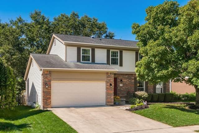 535 Springwood Lake Drive, Gahanna, OH 43230 (MLS #221038790) :: Millennium Group
