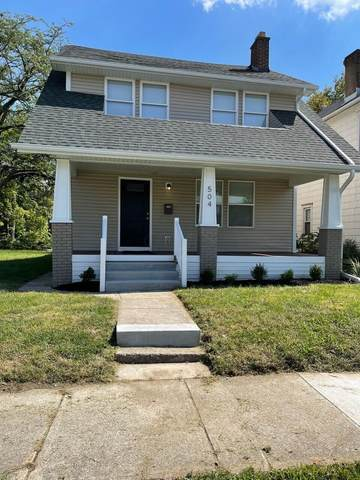 504 Lilley Avenue, Columbus, OH 43205 (MLS #221038834) :: RE/MAX ONE