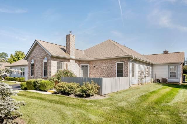 279 Villa Oaks Lane, Gahanna, OH 43230 (MLS #221038857) :: RE/MAX ONE
