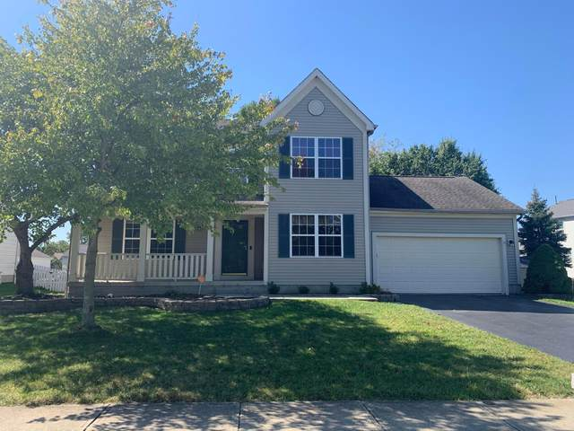 1311 Lieutenant Drive, Galloway, OH 43119 (MLS #221038872) :: Sandy with Perfect Home Ohio