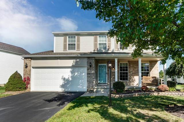 190 Harbinger Drive, Groveport, OH 43125 (MLS #221038878) :: Sandy with Perfect Home Ohio