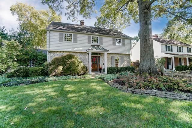 2126 Ellington Road, Upper Arlington, OH 43221 (MLS #221038882) :: Berkshire Hathaway HomeServices Crager Tobin Real Estate