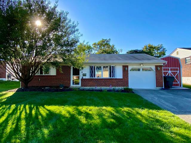 5439 Roche Court W, Columbus, OH 43229 (MLS #221038889) :: Sandy with Perfect Home Ohio