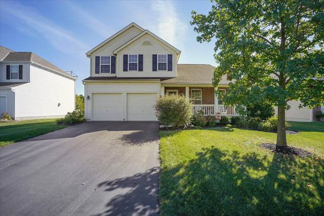 444 Mill Wind Drive, Westerville, OH 43082 (MLS #221038891) :: RE/MAX ONE