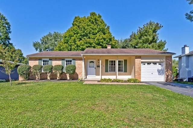 306 Heil Drive, Gahanna, OH 43230 (MLS #221038892) :: Signature Real Estate
