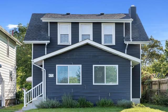 472 Graham Street, Columbus, OH 43203 (MLS #221038917) :: Berkshire Hathaway HomeServices Crager Tobin Real Estate