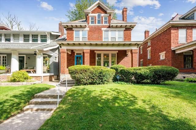 688 Wilson Avenue, Columbus, OH 43205 (MLS #221038927) :: The Tobias Real Estate Group