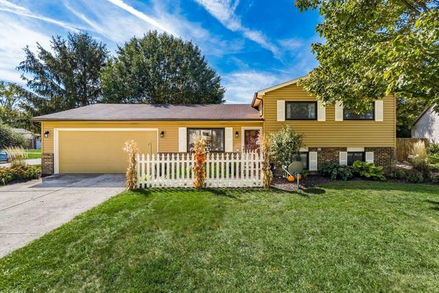 4399 Ramsdell Drive, Columbus, OH 43231 (MLS #221038946) :: Sandy with Perfect Home Ohio