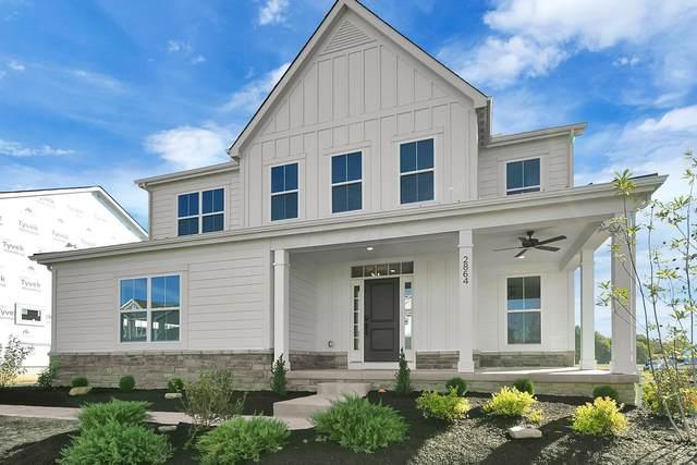 2864 Mound Ridge Way Lot 158, Blacklick, OH 43004 (MLS #221038949) :: Sandy with Perfect Home Ohio