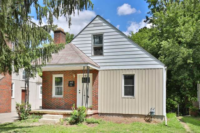 662 S Napoleon Avenue, Columbus, OH 43213 (MLS #221038958) :: Berkshire Hathaway HomeServices Crager Tobin Real Estate