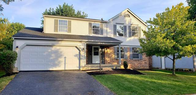 945 Brockwell Drive, Westerville, OH 43081 (MLS #221038986) :: Greg & Desiree Goodrich | Brokered by Exp