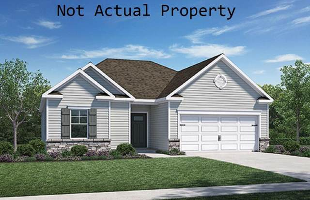 279 Mannaseh Drive W, Granville, OH 43023 (MLS #221039000) :: Signature Real Estate