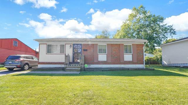 3033 Queensrowe Drive, Columbus, OH 43227 (MLS #221039002) :: Sandy with Perfect Home Ohio