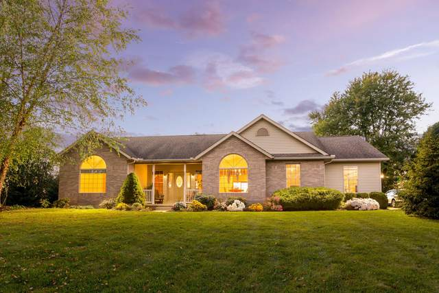 7303 Possum Street, Mount Vernon, OH 43050 (MLS #221039004) :: The Tobias Real Estate Group