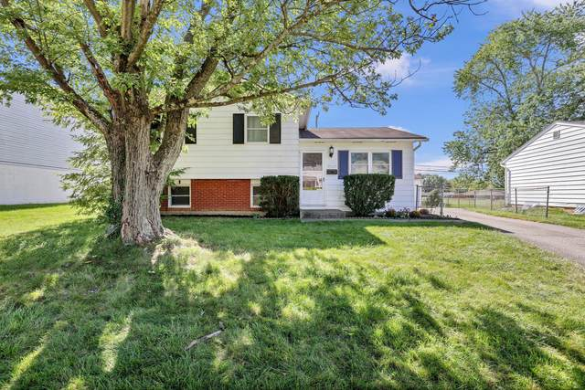3535 Manila Drive, Westerville, OH 43081 (MLS #221039008) :: Signature Real Estate