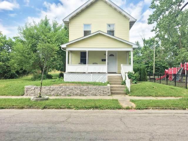 610 Gibbard Avenue, Columbus, OH 43201 (MLS #221039016) :: Berkshire Hathaway HomeServices Crager Tobin Real Estate