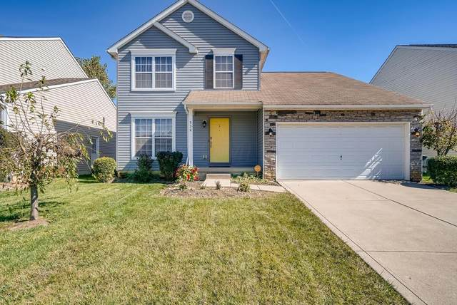 532 Stone Shadow Drive, Blacklick, OH 43004 (MLS #221039020) :: Sandy with Perfect Home Ohio
