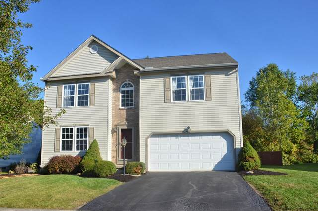 580 Glen Oaks Drive, Marysville, OH 43040 (MLS #221039074) :: Sandy with Perfect Home Ohio