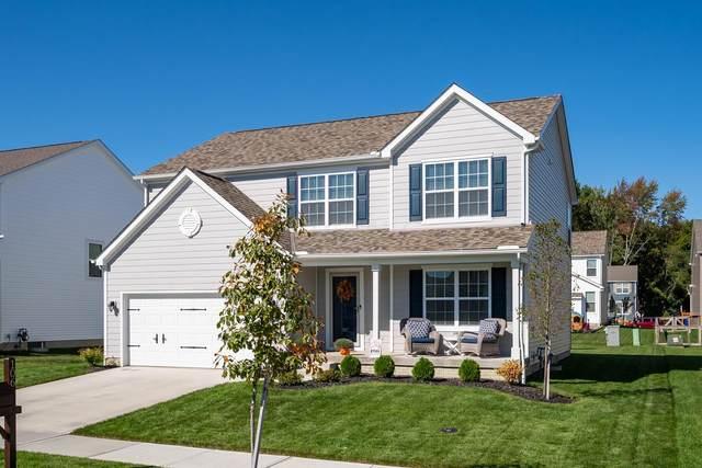 106 Cedar Creek Street, Delaware, OH 43015 (MLS #221039091) :: Sandy with Perfect Home Ohio