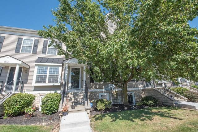 6520 Crab Apple Drive 11-652, Canal Winchester, OH 43110 (MLS #221039115) :: ERA Real Solutions Realty