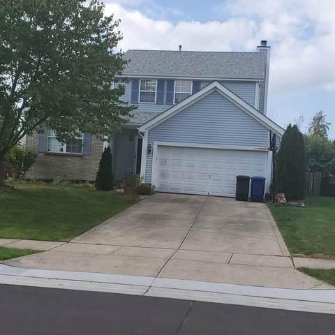 8312 Priestley Drive, Reynoldsburg, OH 43068 (MLS #221039135) :: Sandy with Perfect Home Ohio