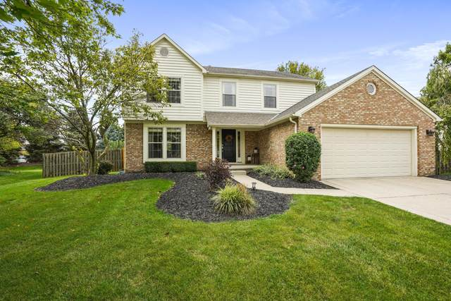 4695 Hickorybend Drive, Grove City, OH 43123 (MLS #221039143) :: Millennium Group