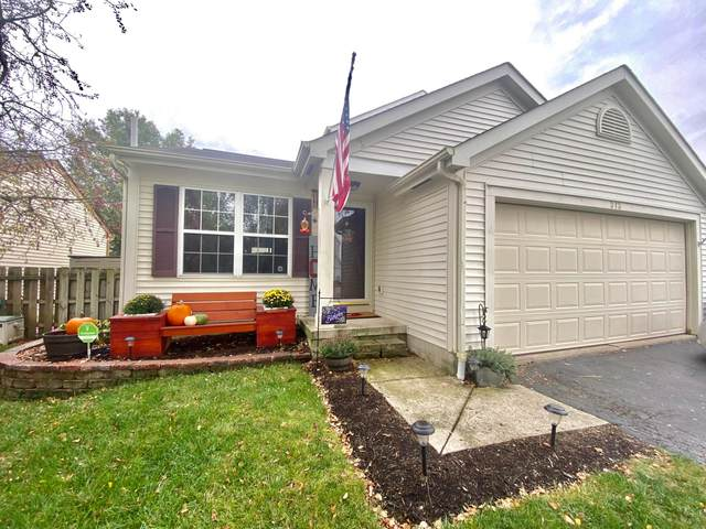 313 Springwood Lane, Marysville, OH 43040 (MLS #221039190) :: Sandy with Perfect Home Ohio