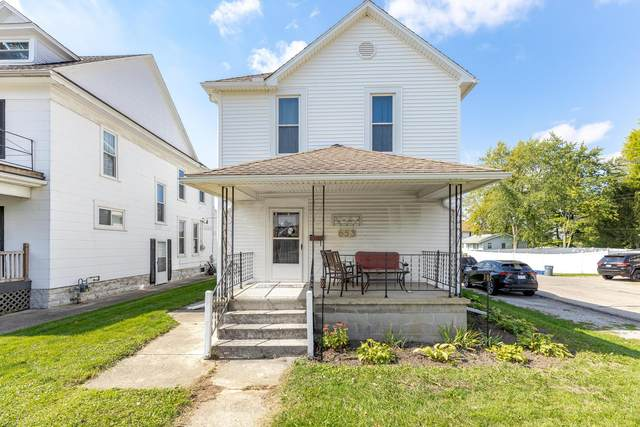 653 N Main Street, Bellefontaine, OH 43311 (MLS #221039196) :: Berkshire Hathaway HomeServices Crager Tobin Real Estate