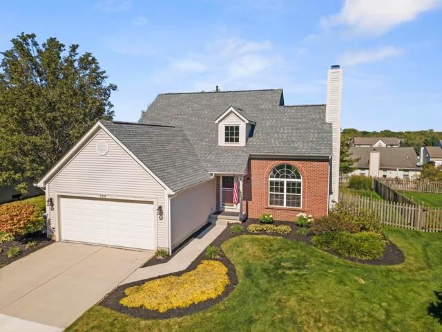 328 Fayburrow Drive, Sunbury, OH 43074 (MLS #221039200) :: MORE Ohio