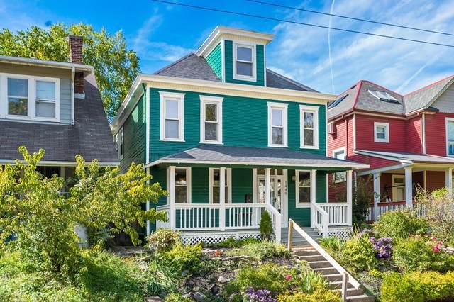 1449 Hamlet Street, Columbus, OH 43201 (MLS #221039222) :: Signature Real Estate