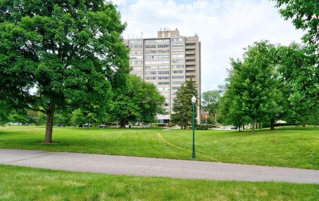 1620 E Broad Street 102. D, Columbus, OH 43203 (MLS #221039231) :: Signature Real Estate
