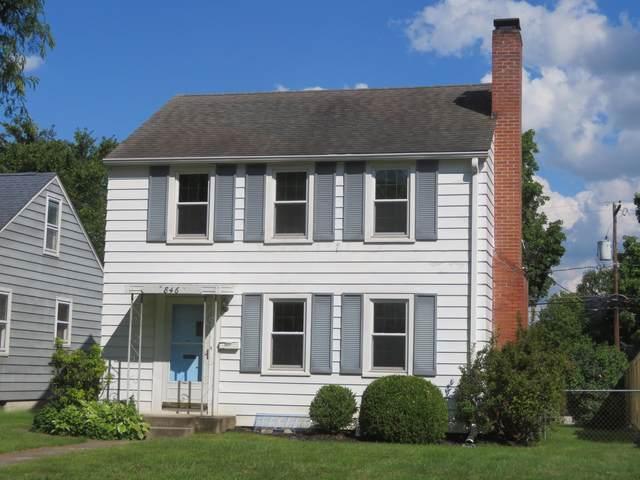 846 Grandon Avenue, Bexley, OH 43209 (MLS #221039278) :: Signature Real Estate