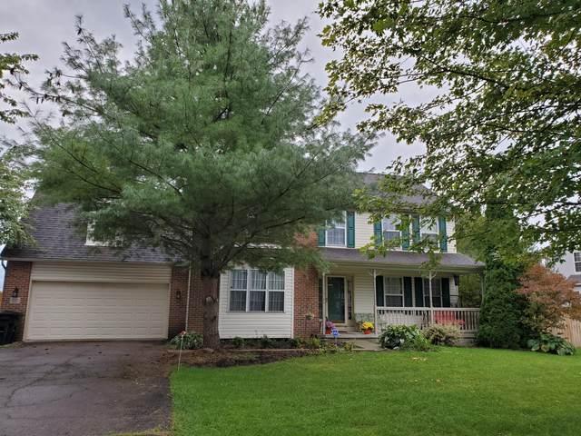 142 Jefferson Ridge Drive, Pataskala, OH 43062 (MLS #221039281) :: Sandy with Perfect Home Ohio