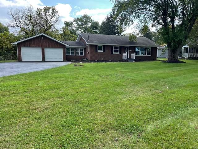 3235 Big Run Road, Grove City, OH 43123 (MLS #221039288) :: Berkshire Hathaway HomeServices Crager Tobin Real Estate