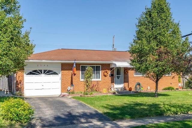 2546 Regina Avenue, Columbus, OH 43204 (MLS #221039375) :: The Tobias Real Estate Group