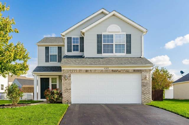 6149 Jolliff Street, Galloway, OH 43119 (MLS #221039378) :: Sandy with Perfect Home Ohio