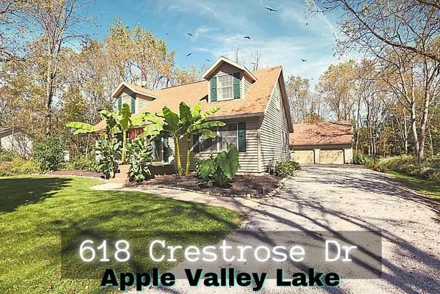 618 Crestrose Drive, Howard, OH 43028 (MLS #221039400) :: Susanne Casey & Associates