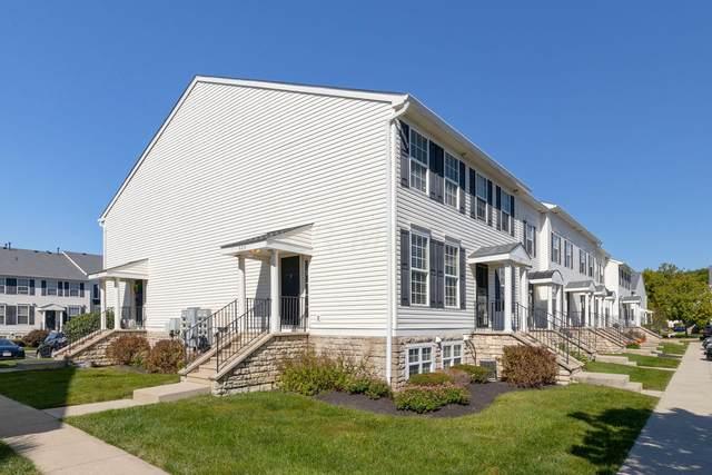 325 Shadbush Drive, Blacklick, OH 43004 (MLS #221039409) :: The Tobias Real Estate Group